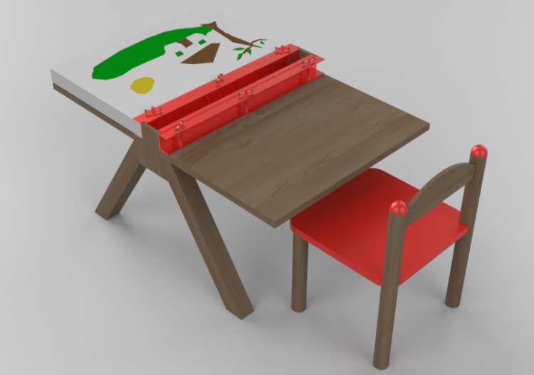 3d Tables Drafting Table Acca Software