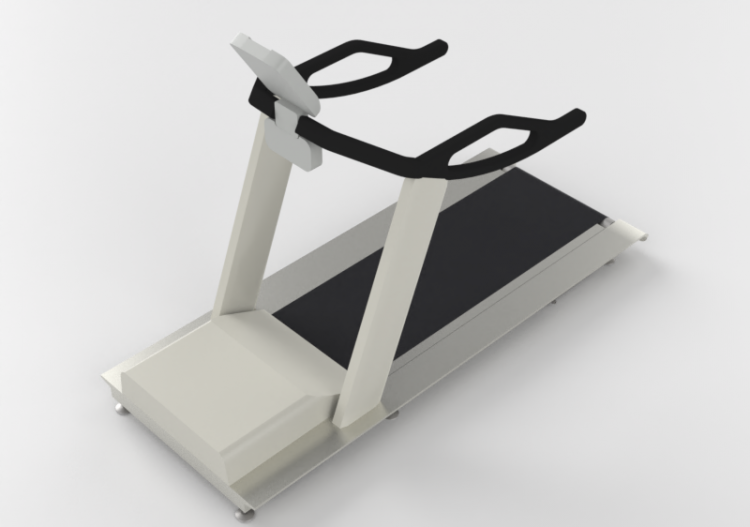 Fitness 3d Tapis Roulant Acca Software