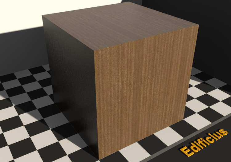Wood Texture - Agba - ACCA software
