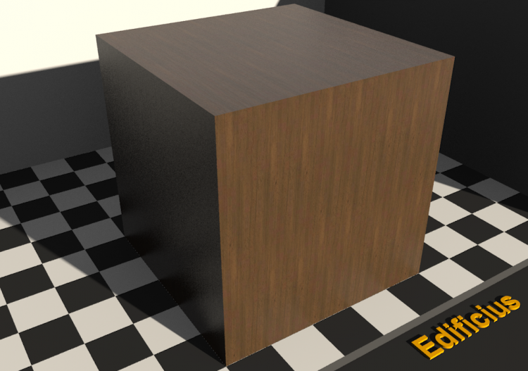 Wood Texture - Bossé - ACCA software