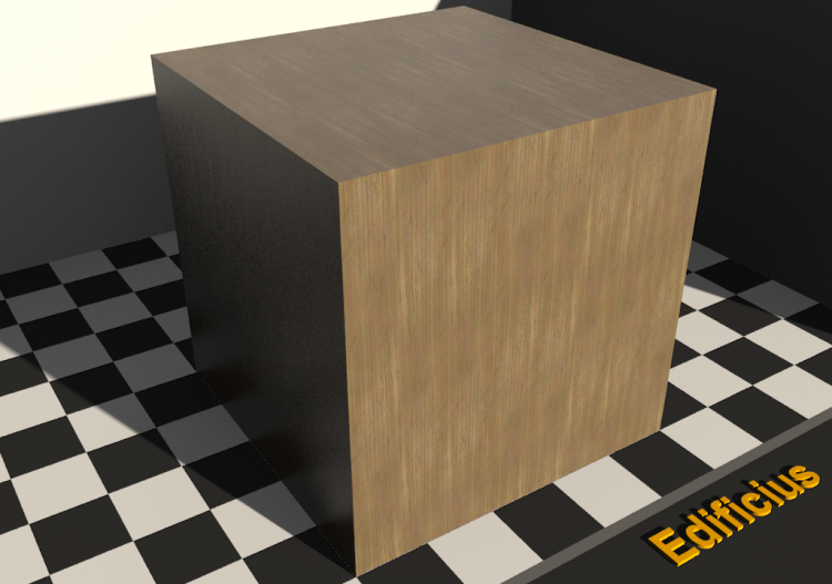 Wood Texture - Chestnut - ACCA software