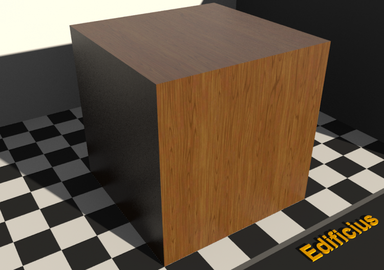 Wood Texture - Cedar - ACCA software