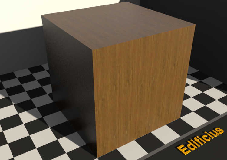 Wood Texture - Cerejeira - ACCA software