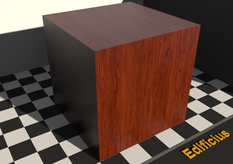 Wood Texture - Cherry - ACCA software