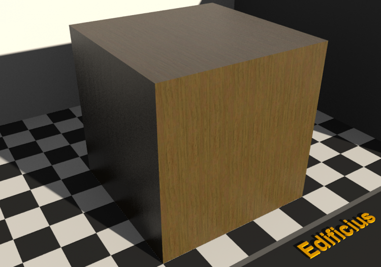 Wood Texture - Iroko - ACCA software
