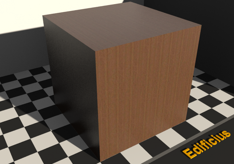 Wood Texture - Kapur - ACCA software