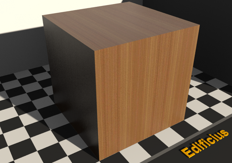 Wood Texture - Larch - ACCA software