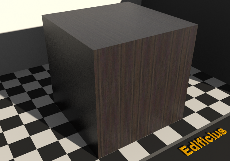 Wood Texture - Palissandre Inde - ACCA software