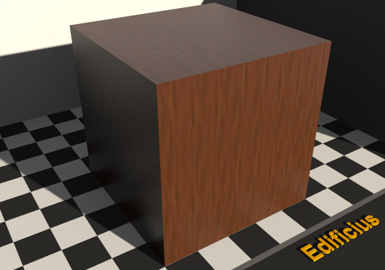 Wood Texture - Ulmo - ACCA software