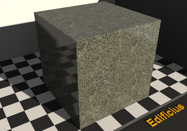 Texture Gneiss - Gray gneiss - ACCA software