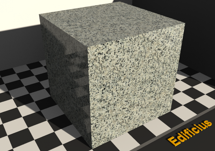 Texture granit - Blanc montorfano - ACCA software