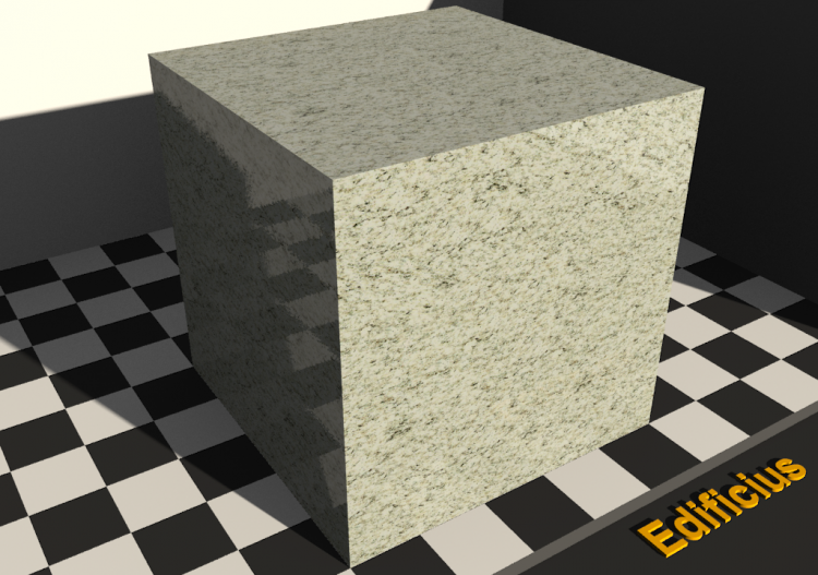 Granite Texture - Duke white - ACCA software
