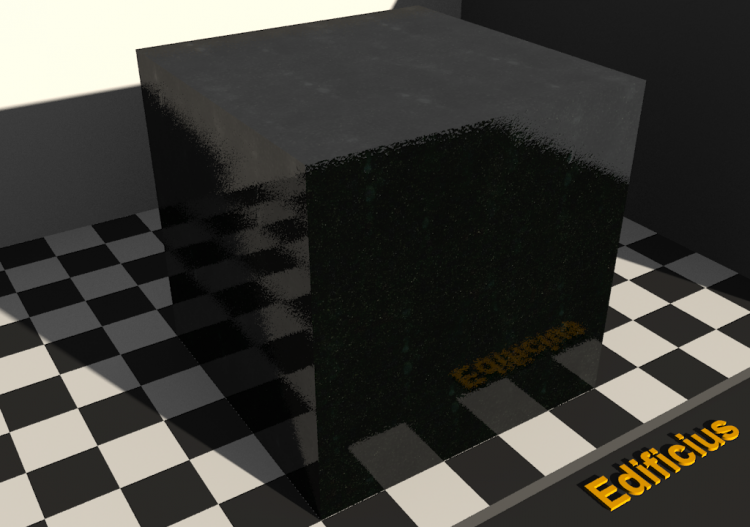 Granite Texture - Absolute black - ACCA software