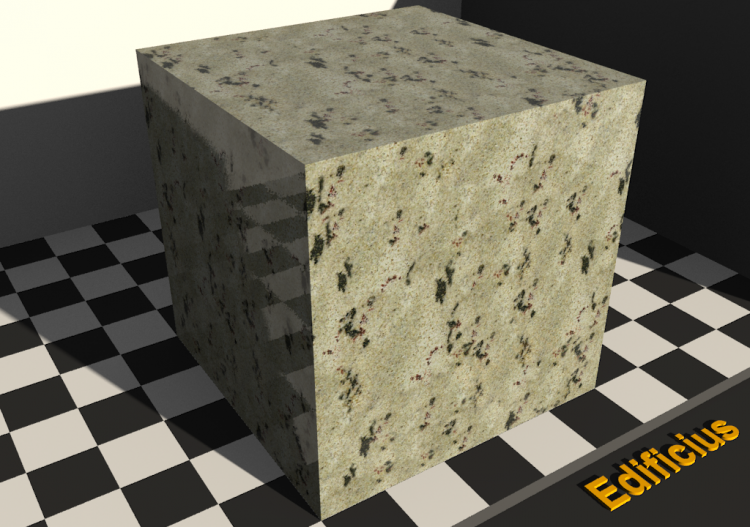 Granite Texture - Eucalyptus - ACCA software