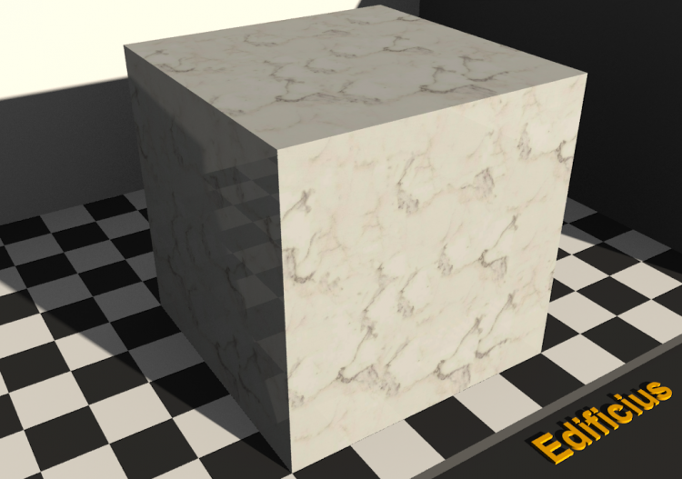 Marble Texture - White carrara - ACCA software