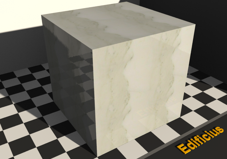 Marble Texture - Calacatta cremo - ACCA software