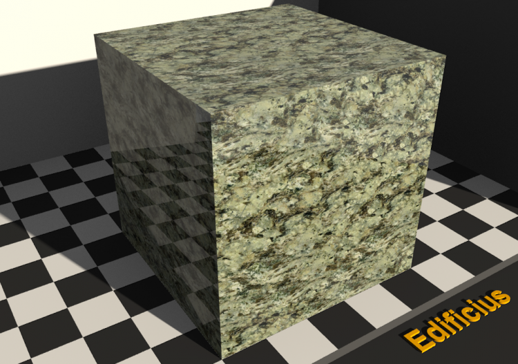 Marble Texture - Connemarble green - ACCA software
