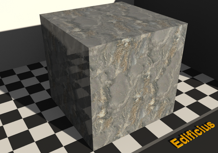 Marble Texture - Rosewood bluette - ACCA software