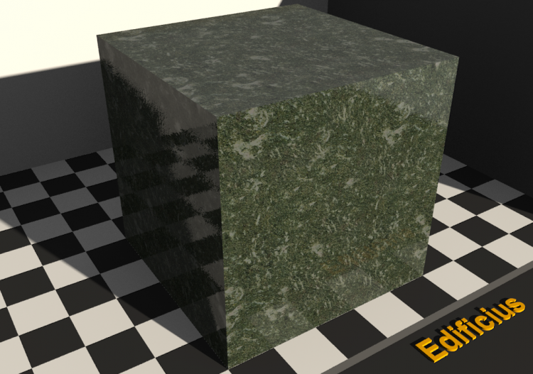 Marble Texture - Vert italie - ACCA software