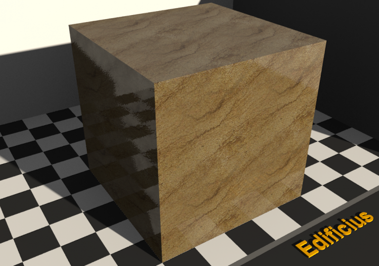 Stone Textures - Golden stone - ACCA software
