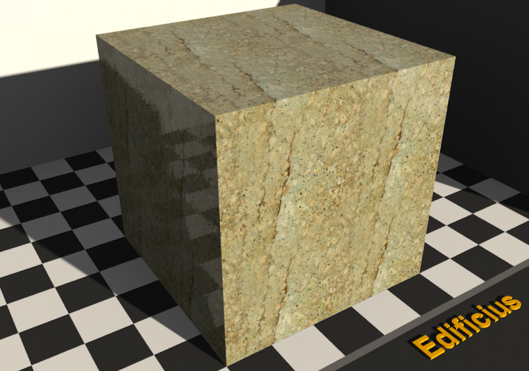 Stone Textures - Euganean trachyte - ACCA software