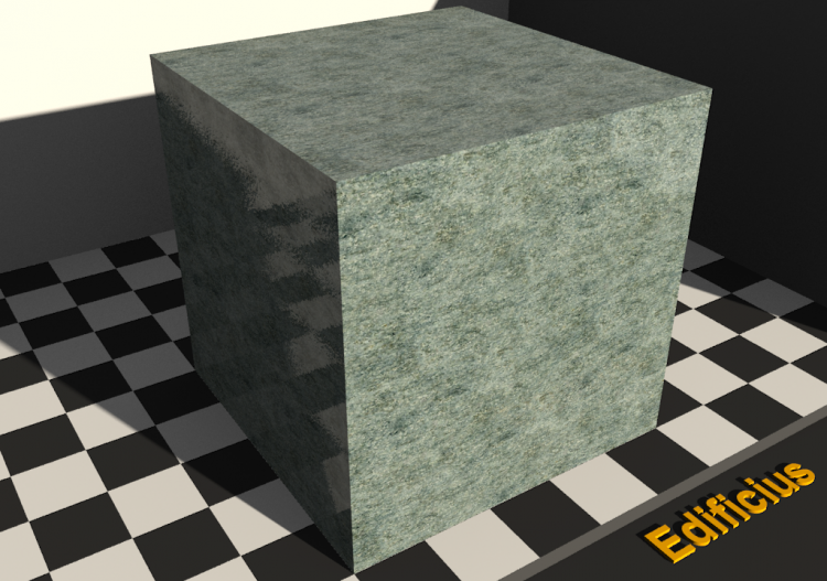 Quartz Texture - Quartzite gray blue - ACCA software