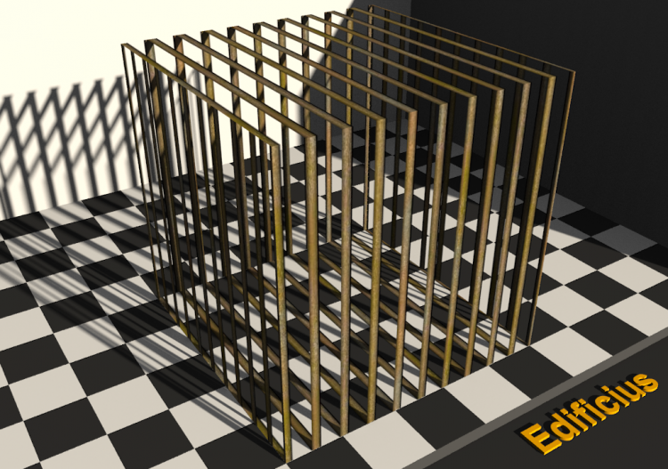 Fencing Textures - Fence (03) [V] - ACCA software