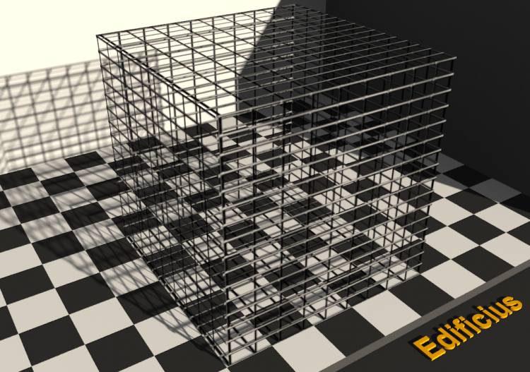 Fencing Textures - Meshed (03) [H] - ACCA software