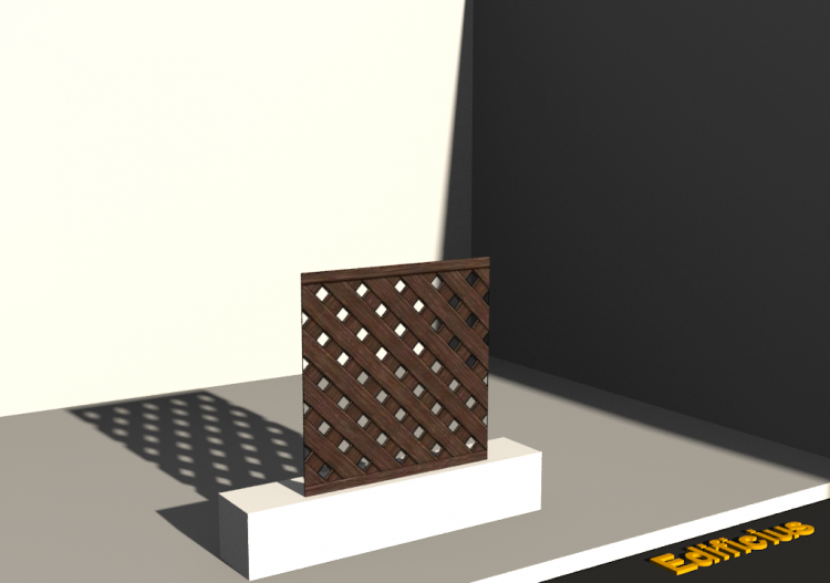 3D Grids - Grid [R] Wood - ACCA software