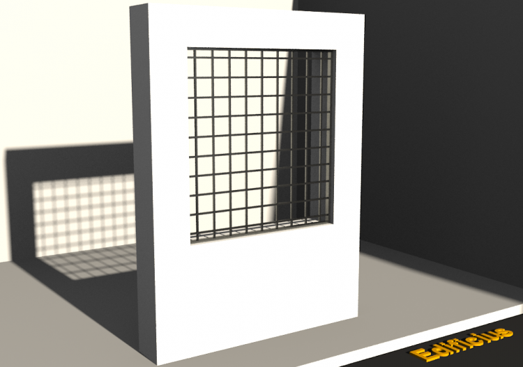 3D Grating - Grille [R] BR[Q] - ACCA software