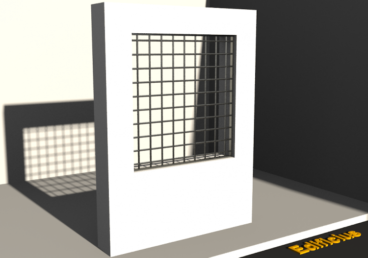 3D Grating - Grille [R] BC[Q] - ACCA software