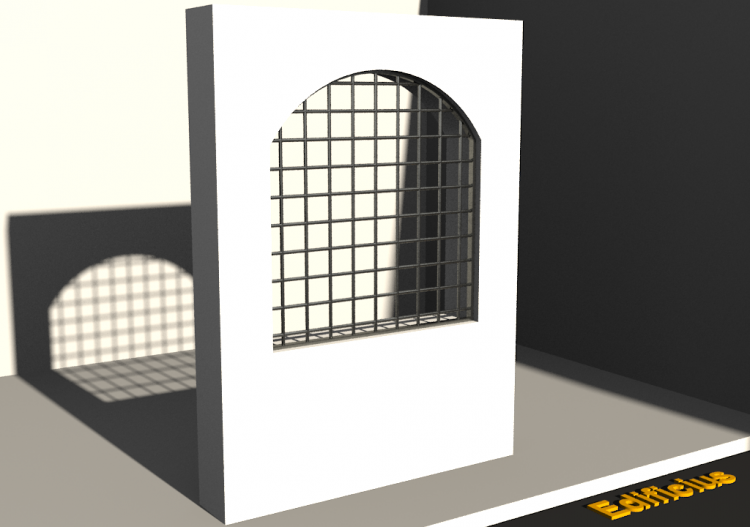 Grille 3D - Grille [AR] BC[Q] - ACCA software