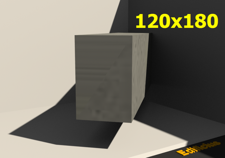 3D Sections - 120x180 - ACCA software