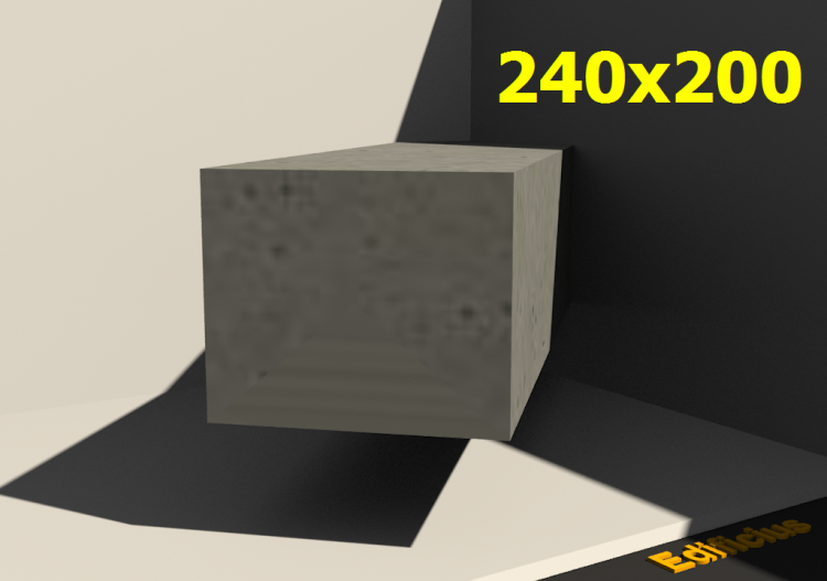 3D Sections - 240x200 - ACCA software