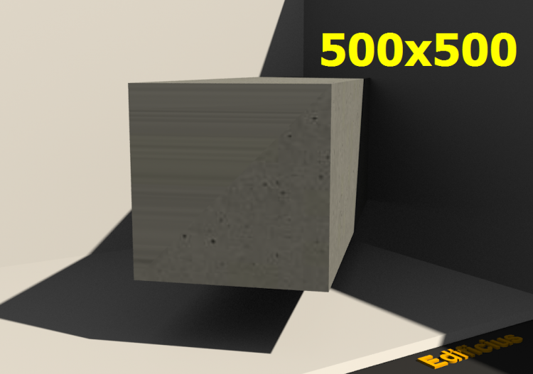 3D Sections - 500x500 - ACCA software