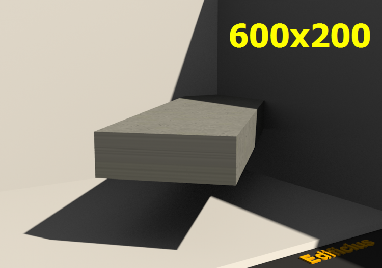 3D Sections - 600x200 - ACCA software