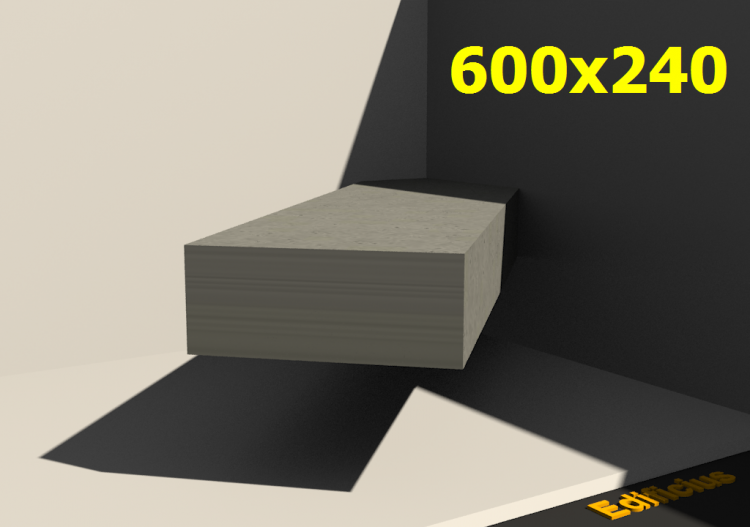 3D Sections - 600x240 - ACCA software