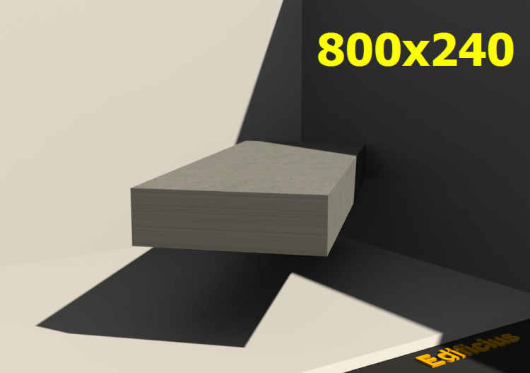 3D Sections - 800x240 - ACCA software