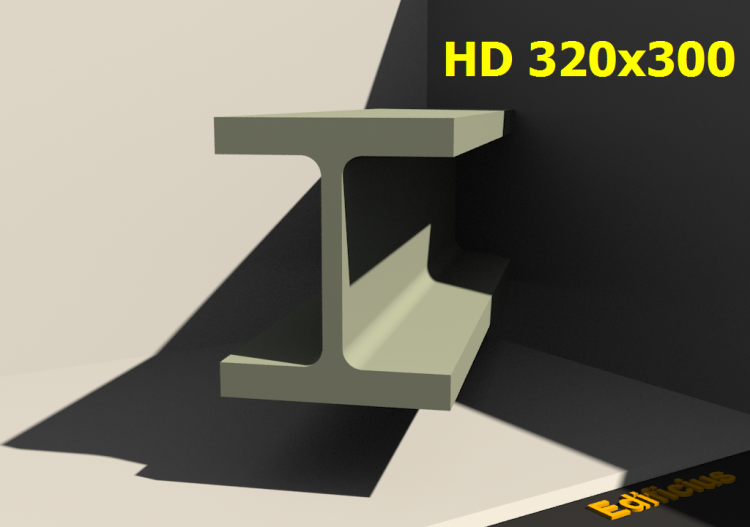 3D Profile - HD 320x300 - ACCA software