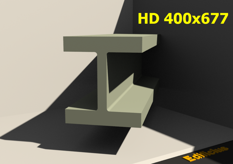 3D Profile - HD 400x677 - ACCA software