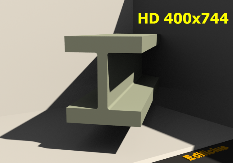 3D Profile - HD 400x744 - ACCA software