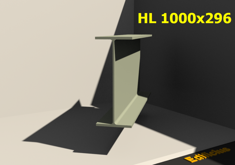 3D Profiles - HL 1000x296 - ACCA software