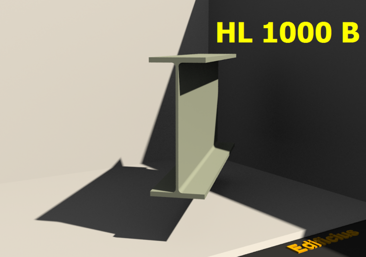 3D Profiles - HL 1000 B - ACCA software