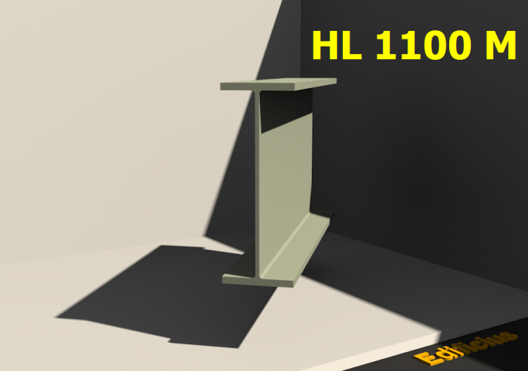 3D Profiles - HL 1100 M - ACCA software