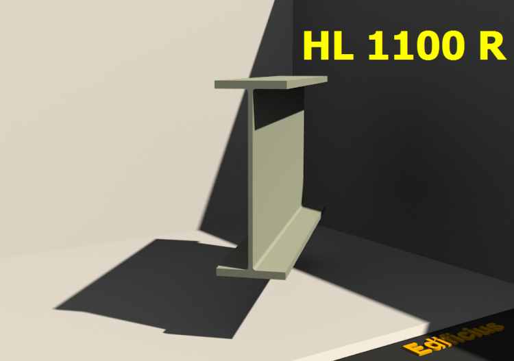 3D Profile - HL 1100 R - ACCA software