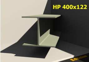 3D Profile - HP 400x122