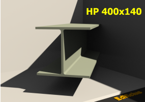 3D Profile - HP 400x140