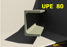 3D Profiles - UPE 80