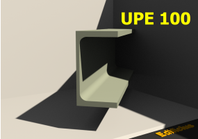 3D Profiles - UPE 100