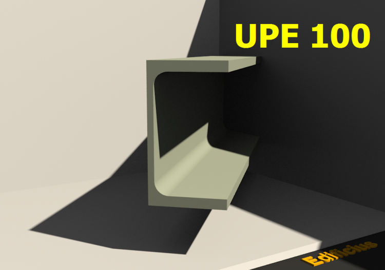 Perfilados 3D - UPE 100 - ACCA software
